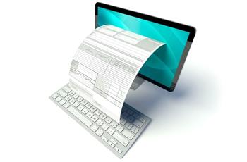 Comparativa factura electrónica vs factura tradicional